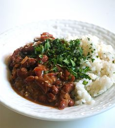 Cuban Red Beans Serves 8 as a side dish Cooking time: 45 minutes (inactive time)