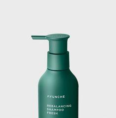Ayunche Brand Refreshment / Amos Professional, 2021 / Deigned by Jiyoun Kim Studio™ - Jiyoun Kim, Hannah Lee, Dokyoung Lee / www.jiyounkim.com Hannah Lee, Spray Bottle, Cleaning Supplies, Shampoo, Cleaning Agent, Airstone