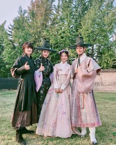 Park Bo Gum and Kim Yoo Jung Attend Moonlight Drawn by Clouds Drama Wrap Fan Meeting | A Koala's Playground