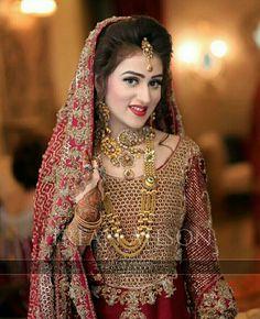 Pakistani bride..