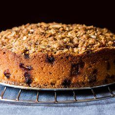 Rhubarb Almond Crumb Cake recipe on Food52