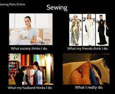 12 Sewing and Quilting Memes Sewers Understand All Too Well - Sewing Parts Online Blog
