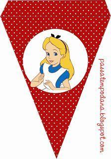Passatempo da Ana: Alice no pais das maravilhas