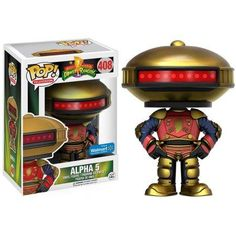 From Mighty Morphin' Power Rangers Its Alpha 5 in Funko Pop Vinyl! Walmart Exclusive Limited Edition Product Dimensions: in windowed bo Age Pop Vinyl Figures, Funko Pop Figures, Power Rangers Figures, Go Go Power Rangers, Funko Pop Display, Otaku, Funko Pop Toys, Pop Television, Comics
