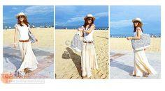 Boho Style Maxi Dress | Style Fashion BOHO chiffon Maxi dress Y00032011 New Style Fashion BOHO ...