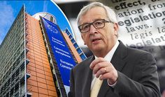 What DON'T they want you to know? Eurocrats now making record numbers of EU laws in SECRET