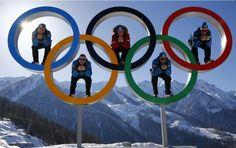 Austrian skiers in Sochi 2014