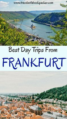 Travelling around Germany? Read about the best day trips from Frankfurt. A list of places near Frankfurt that you can easily explore in a day with a car or public transport. Things to do around Frankfurt // Day trips from Frankfurt // things to see from Frankfurt #daytrips #frankfurt #germany