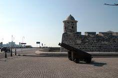 San Salvador de La Punta* - Havana, Cuba Castle