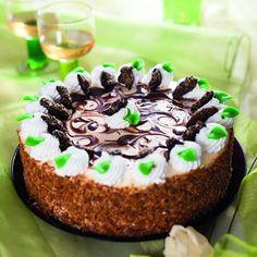 Szatmári szilvatorta (országtorta 2008) Cheesecake, Food, Cheese Cakes, Cheesecakes, Meals, Cherry Cheesecake Shooters