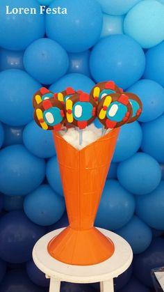 Trabalhamos com festas e kits personalizados b184e0f61b4