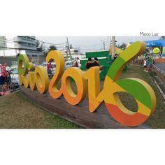 Uma foto dos ultimos dias das olimpiadas cariocas...