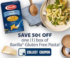 Barilla sweepstake and $1.10/3 Barilla pasta coupon