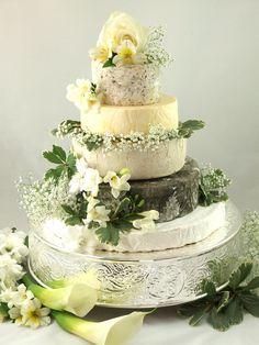 Wedding Trends 2012 Cheese Wedding Cakes | Ideal Bride Magazine