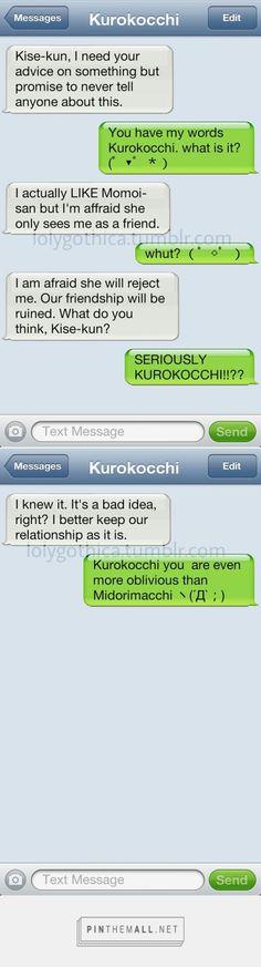 Hint of Kuroko x Momoi.