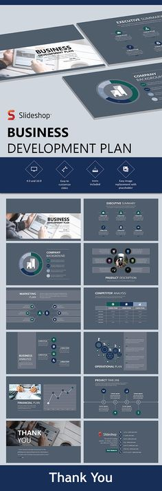 Sales Strategy Plan Presentation templates, Template and - annual sales plan template