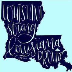 #Louisiana #LouisianaStrong