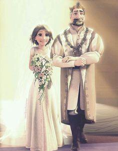 boda rapunzel