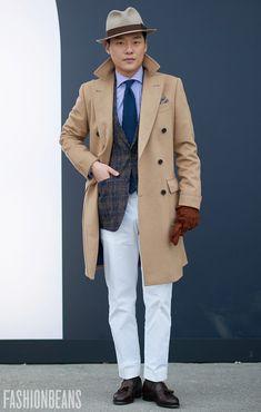 Street Style Gallery: Pitti Uomo 91 | FashionBeans