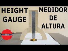 Medidor de altura -  Height gauge - YouTube