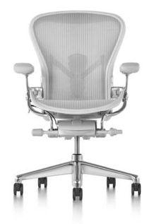 Cast Aluminum Patio Furniture, Herman Miller Aeron Chair, Comfortable Office Chair, Ergonomic Office Chair, George Nelson, Chair Design, Design Design, Studio Design, Garden Chairs