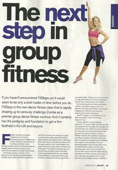 FITSTEPS in Norwich