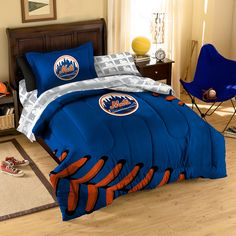 New York Mets MLB Bed in a Bag (Twin)