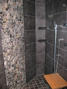 A second shower area