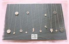 BIJOUX ZAG - Nouvelle collection