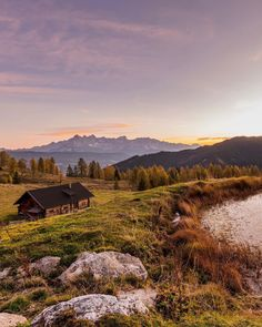Another shot from yesterdays amazing sunrise at the in Altenmarkt-Zauchensee. The Mountains Are Calling, Most Beautiful, Sunrise, Shots, Hiking, Amazing, Nature, Travel, Walks
