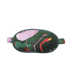 For Restless Sleepers Webster x Lane Crawford Eye Mask - Multicolor Flamingo Print Eye Mask For Restless Sleepers, Flamingo Print, Cool Sunglasses, Fashion Branding, Accessories Shop, Branding Design, Bags, Shopping, Eye