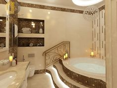 Design Entrée, Lobby Design, Luxury Rooms, Luxurious Bedrooms, Dream Bathrooms, Beautiful Bathrooms, Dream Home Design, House Design, Washbasin Design