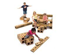 Preschool Outlast Block Set