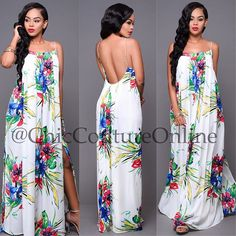 FREE-FLOWING www.ChicCoutureOnline.com Search: Cubana #fashion #style #stylish #love #ootd #me #cute #photooftheday #nails #hair #beauty #beautiful #instagood #instafashion #pretty #girly #pink #girl #girls #eyes #model #dress #skirt #shoes #heels #styles #outfit #purse #jewelry #shopping
