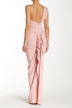 Issue New York - One Shoulder Gown at Nordstrom Rack.