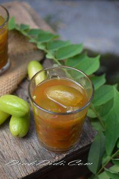 Diah Didi's Kitchen: Wedang Belimbing Wuluh Gula Aren