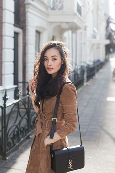 tlnique / SUEDE TRENCHCOAT //  #Fashion, #FashionBlog, #FashionBlogger, #Ootd, #OutfitOfTheDay, #Style