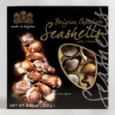 One of my favorite discoveries at WorldMarket.com: GBS Chocolate Seashells