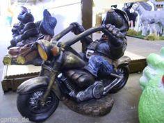 Maulwürfe Deko Figuren für Haus und Garten aus Polyresin, Top