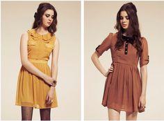 pretty fall dresses.