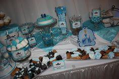 "Photo 1 of Cinderella / Birthday ""Jessica's Sweet Princess Sweet 16, Cinderella Sweet 16, Cinderella Theme, Cinderella Birthday, Cinderella Musical, Princess Party Favors, Disney Princess Party, Birthday Party Favors, First Birthday Parties"