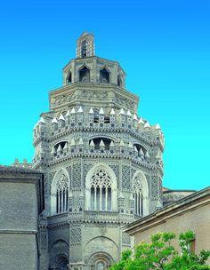 Zaragoza, Spain. Monumentos. La Seo