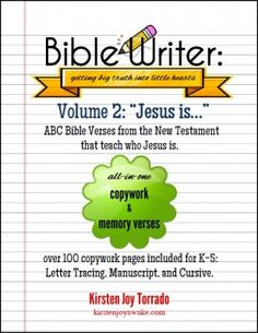 Some years down the road! So cool! I want to learn! Download the Bible Writer Copywork Packet Volume 2 for free (today only)