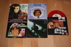 Vinyl Sammlung + Schlager + Singles + Neigel + Roberts + de Angelo + Werner in Musik, Vinyl, Sammlungen & Box-Sets | eBay