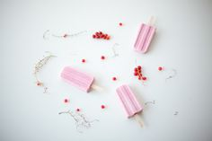 red currant popsicles by coco cake land