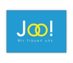 Jaa! Wir trauen uns - Designer Hochzeitsanzeige für Brautpaare in blau - http://www.1agrusskarten.de/shop/jaa-wir-trauen-uns-designer-hochzeitsanzeige-fur-brautpaare-in-blau/    00024_0_2883, Anzeige, Anzeigenkarten, Brautpaar, Einladung, Einladungskarte, Grusskarte, Hochzeit, Klappkarte00024_0_2883, Anzeige, Anzeigenkarten, Brautpaar, Einladung, Einladungskarte, Grusskarte, Hochzeit, Klappkarte