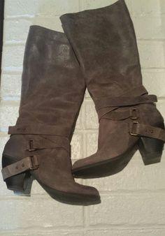 """Fergie """"legend too"""" Women's Fashion Knee High Boots Size 8m #Fergie #FashionKneeHigh"""
