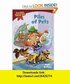 Pee Wee Scouts Piles of Pets (A Stepping Stone Book(TM)) (9780440407928) Judy Delton, Alan Tiegreen , ISBN-10: 0440407923  , ISBN-13: 978-0440407928 ,  , tutorials , pdf , ebook , torrent , downloads , rapidshare , filesonic , hotfile , megaupload , fileserve