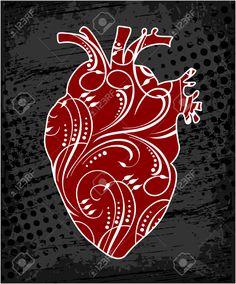 Resultado de imagen para arte corazón