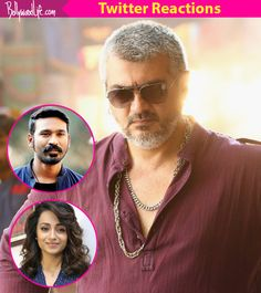 25 years of Ajith: Dhanush, Trisha, Arun Vijay congratulate Thala for completing this milestone in Indian cinema – read tweets #FansnStars